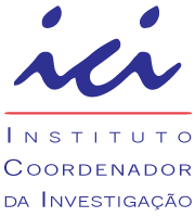 Logo vertical do ICI